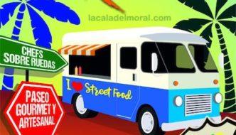 El Food Trucks Xperience llega a La Cala del Moral